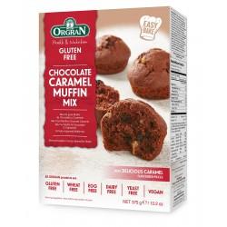 Mešanica za čokoladne kolačke (muffin) s karamelo