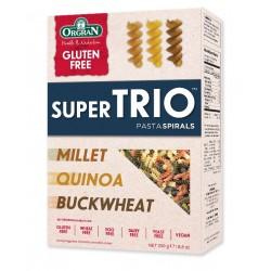 SuperTrio svedri: ajda, kvinoja in proso