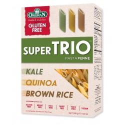 SuperTrio svedri: rjavi riž, kvinoja in ohrovt