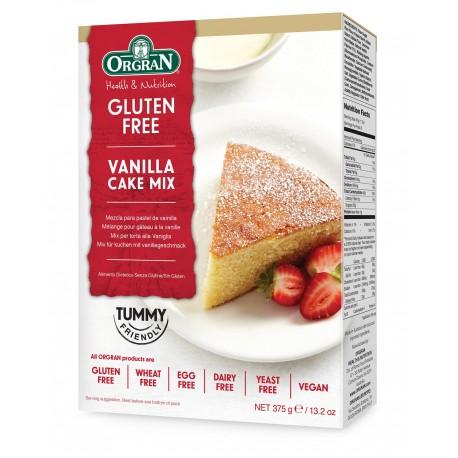Mešanica za pripravo vanilijeve torte