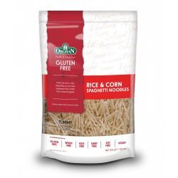 Jušni rezanci iz riža in koruze
