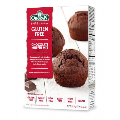 Mešanica za čokoladne kolačke (muffin)