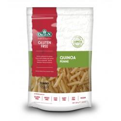 Večzrnate testenine s kvinojo - peresniki