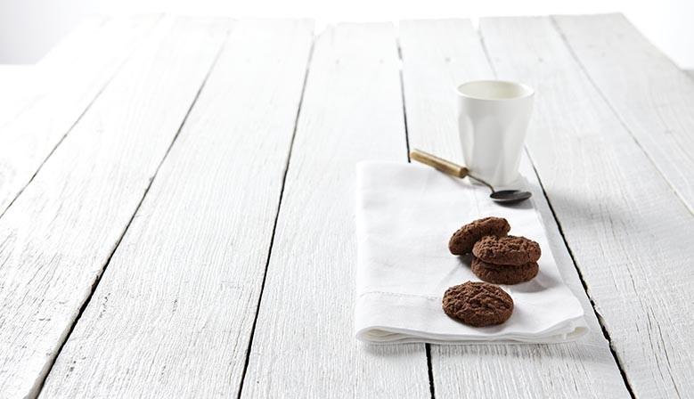 Klasični kakavovi piškoti s kokosom